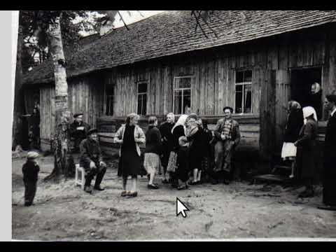 Lähdössä opiskelemaan 1952 Igomel
