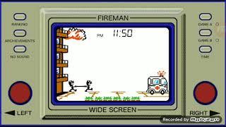 Gimbot Fireman Android. Hujan Orang! (Retro Games Review)