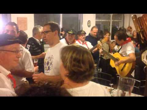 Chez Pierre Oteiza, chants basques
