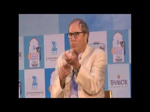 #JLF 2015: My Other Life- A Novelist's Affair with Nonfiction