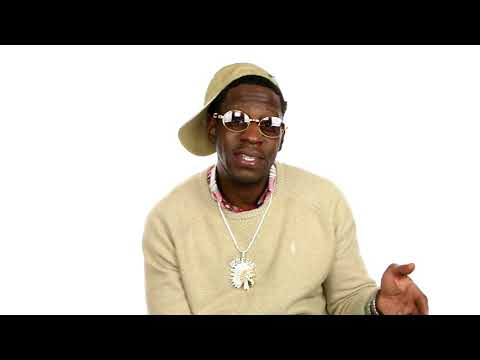 Young Dro Reflects On First Time Meeting T.I. and Receiving Hustle Gang Chain From Tip