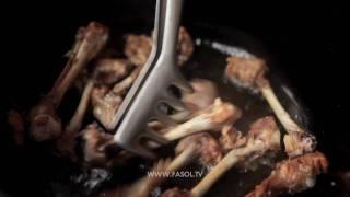 плов из курицы с киноа(видео рецепт для http://www.fasol.tv/, 2010-10-10T18:13:30.000Z)