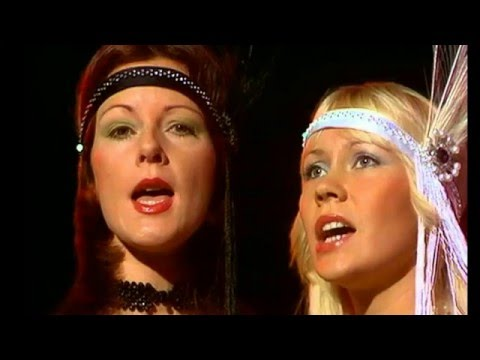 CHIQUITITA--ABBA (NEW ENHANCED VERSION) 720P