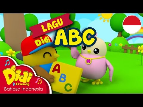 Lagu Anak-Anak Indonesia | Didi & Friends | ABC
