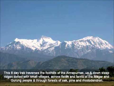 Nepal - The Pokhara Valley and Annapurna Himal