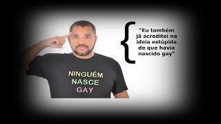 PASTOR DIZ QUE   HOMOSSEXUALIDADE NÃO E DOENÇA
