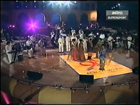 Closing Ceremony of Kuala Lumpur 1998 XVI Commonwealth Games