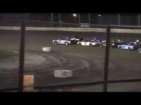 Kankakee County Speedway (5/6/11) UMP Street Stock A-Main