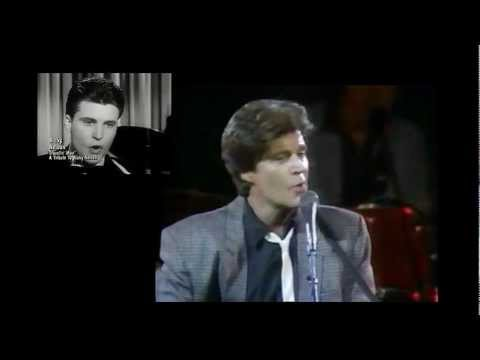 Rick Nelson - Travelin' Man - 1961 and 1985 combined