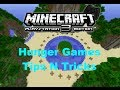 MineCraft Ps3- Hunger Games Tips N Tricks!