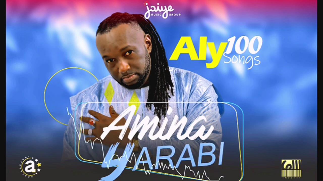 Download Aly 100Songs - Amina Yarabi ( Clip Audio ) 2021