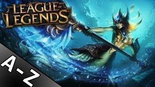 A-Z League of Legends: Nami - Legendarne połączenie NAMI AND KOG