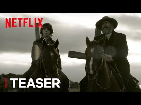 Godless | Teaser: Welcome to No Man's Land [HD] | Netflix