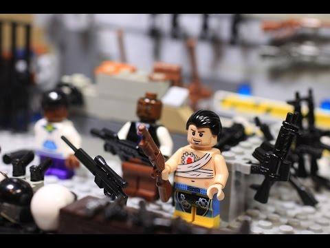 The Walking dead (lego edition) 2nd part / Ходячие мертвецы (лего версия) 2 серия