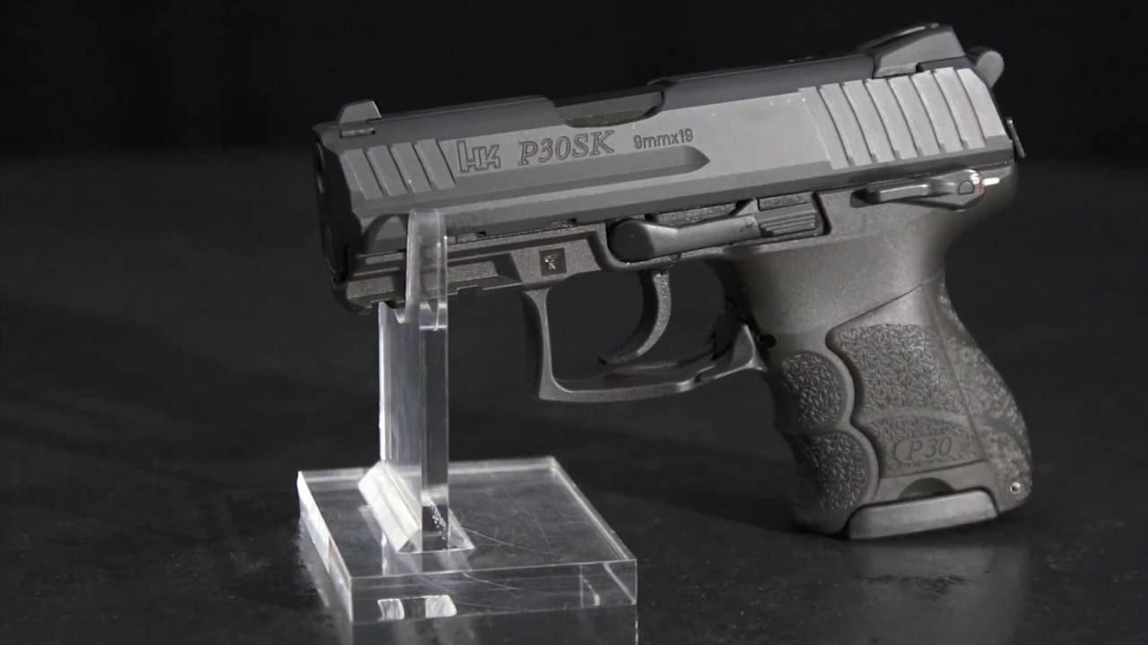 Gallery of Guns TV - Heckler & Koch P30SKS V3