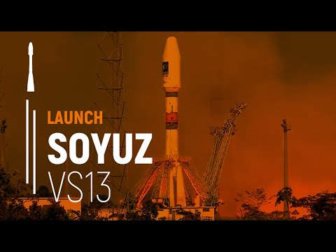 Arianespace Flight VS13 / Galileo Sat 11-12