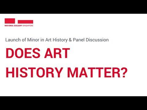 """Does Art History Matter""?"