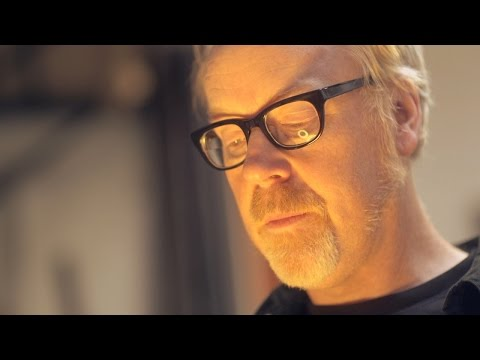 Adam Tears Up Reflecting on MythBusters