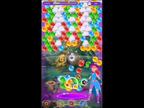 Bubble Witch Saga 3 Level 229 - NO BOOSTERS 🐈