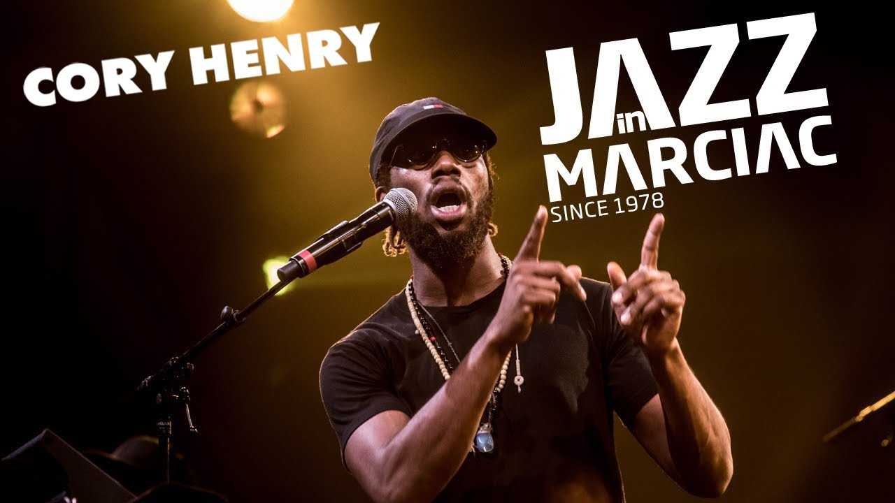 "Cory Henry & The Funk Apostles ""Controversy"" @Jazz_in_Marciac 2018"