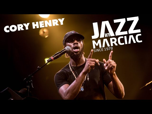 """Cory Henry & The Funk Apostles """"Controversy"""" @Jazz_in_Marciac 2018"""