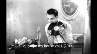 Gambar cover my house vol 1 dj hallim