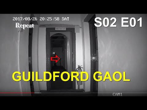 Paranormal Hunters - Guildford Gaol - Perth WA