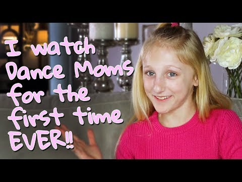I Watch Dance Moms for the First Time EVER!! | Clara's World