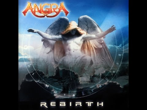 Angra 2001 Rebirth Completo