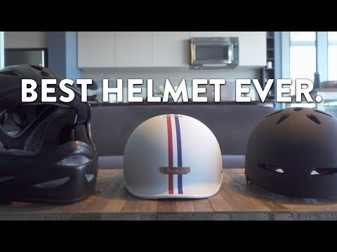 THE BEST BOOSTED BOARD HELMET EVER
