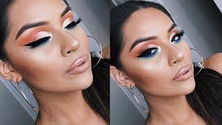 MorphexJaclyn Hill Palette Makeup Tutorial   Sarahy Delarosa