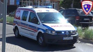 🚑 KTW Paramedic24 Swinoujscie [Swinemünde]