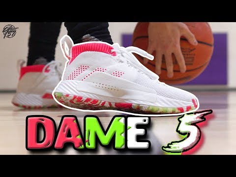 Adidas DAME 5 Performance Review!