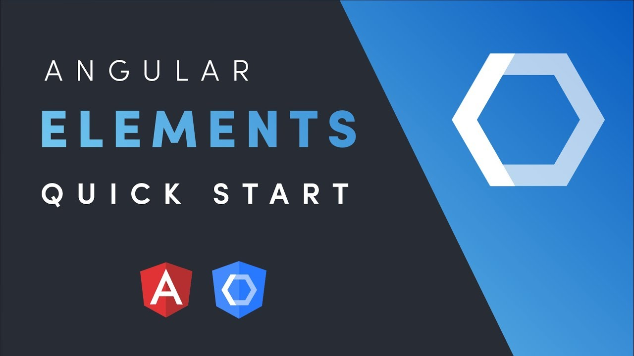 Angular Elements Quick Start Guide | AngularFirebase