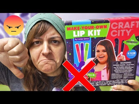 DON'T BUY! 16 REASONS Karina Garcia's Lip Gloss Kit is NOT worth it SaltEcrafter #8