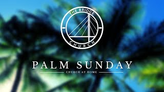 Palm Sunday | Jerusalem, We Have A Problem | Eric Van Schoonhoven