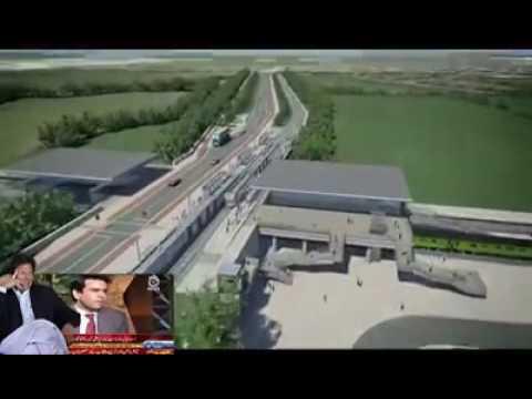 New project kpk train line