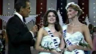 Miss USA 1984 - Crowning Moment