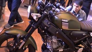 New Yamaha 155 [ XSR155 ] Fantastic 4 Colors View & Specs,Features,Mileage,Top speed,Price 2019