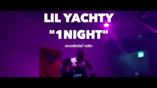 lil yachty 1 night live show music video