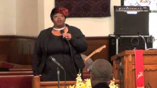 Bless The Lord - Trelawni Donat - New Christian Tabernacle FIAM, Paterson, NJ