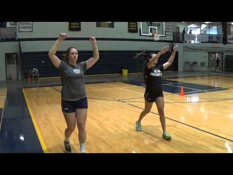 WNCC Volleyball Summer Workout