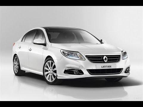 ГБО на Renault Latitude 2 0 - YouTube