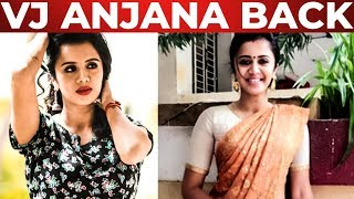 BREAKING: VJ Anjana Back On Television – To Join A New Channel !!
