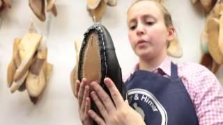 Maßschuhe Himer – Ein Tempel der Schuhkultur