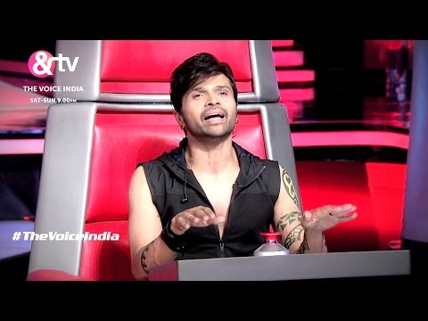 Shaan, Mika, Sunidhi & Himesh Turn Competitors - The Voice India