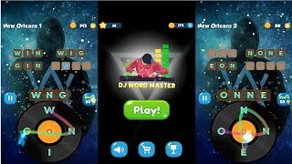 DJ Word Master Android Gameplay