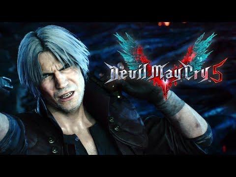 DEVIL MAY CRY 5 - O Início de Gameplay, em Português PT-BR! thumbnail