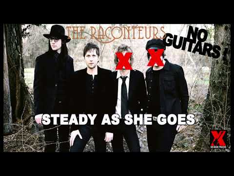 The Raconteurs - Steady As She Goes - NO GUITARS