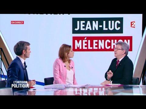 LÉGISLATIVES : «NOUS POUVONS ÊTRE AU SECOND TOUR DANS 78% DES CIRCONSCRIPTIONS» - Mélenchon
